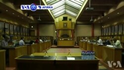 VOA60 AFIRKA: Zargin Cin Hanci Da Rashawa Ya Rushe Martabar Shugaba Jacob Zuma