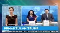Laporan VOA untuk TVRI: Pemakzulan Trump dan Sikap AS Setahun Tewasnya Khashoggi