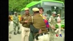流亡藏人印度抗議中國統治 (粵語)