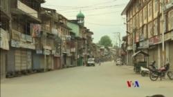 2018-05-06 美國之音視頻新聞: 印控度克什米爾首府罷工抗議平民被殺