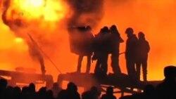 烏克蘭政府繼續與反對派協商