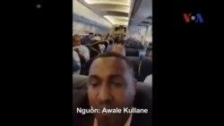 Máy bay Somalia hạ cánh khẩn cấp sau vụ nổ trên không trung
