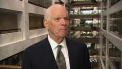 Ben Cardin Discusses NATO with VOA