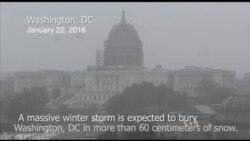 พายุหิมะครั้งประวัติศาสตร์พัดถล่มกรุงวอชิงตัน