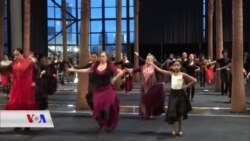 Festîvala Flamenko ya New Yorkê di Bîn Sîya Korona de Derbaz Bû