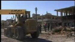 2013-06-05 美國之音視頻新聞: 敘利亞政府軍奪回戰略重鎮庫賽爾