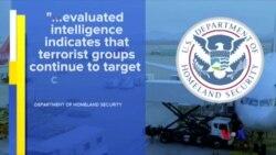 美國傳媒指恐怖組織在測試筆記型電腦炸彈 (粵語)