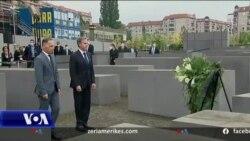 Shtetet e Bashkuara dhe Gjermania luftojnë mohimin e Holokaustit