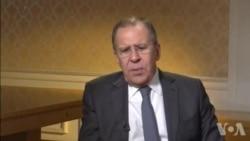 俄罗斯外长:普京愿意与川普总统会谈