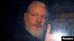 Джулиан Ассанж (архивное фото)