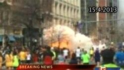 Nổ lớn tại cuộc đua marathon ở Boston