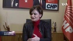 Turska: Istanbulska političarka izaziva Erdoana