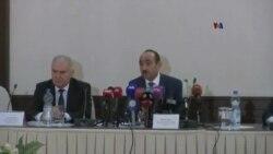 Hakimiyyət Avropa Oyunlarını siyasi partiyalarla müzakirə edib