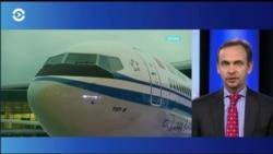 Корпорация Boeing пережила резкое падение акций