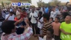 VOA60 Afirka: A Yau Laraba Jami'an Tsaro Suka Rike 'Yar Shugaban 'Yan Adawan Sudan Sadiq Al-Mahdi