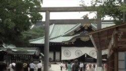 安倍晉三決定不參拜靖國神社