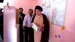 2018-05-15 美國之音視頻新聞: 反美什葉派領導的聯盟看來獲得伊拉克選舉勝利