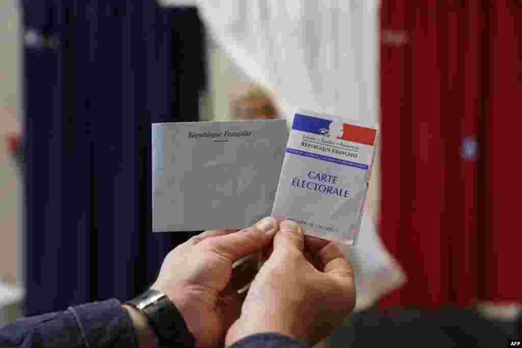 Fransada regional seçkilərin ikinci turu
