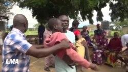 Libération de plusieurs dizaines d'élèves enlevés au Nigeria