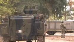 土耳其警告叙利亚不要再玩火