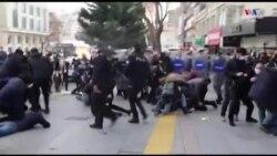 Թուրքիայում շարունակվում են ուսանողական բողոքի ցույցեր` ընդդեմ Էրդողանի որոշման