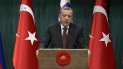 Erdoğan Obama ile Suriye ve Irak'ı Görüştü