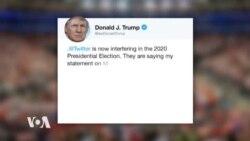 Trump kutoa amri dhidi ya makampuni ya mitandao ya kijamii