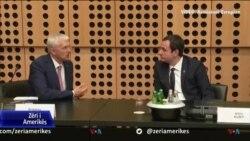 Kurti dhe Vuçiç – takohen në Slloveni