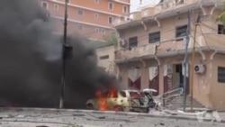 Au moins dix morts dans un attentat à Mogadiscio (vidéo)