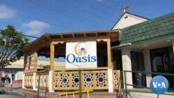 """""""OASIS"""" - Vatandoshlar pandemiya davrida ochgan restoran"""