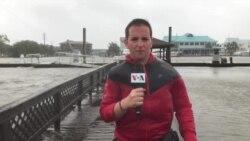 Huracán Florence azota Carolina del Norte con inundaciones