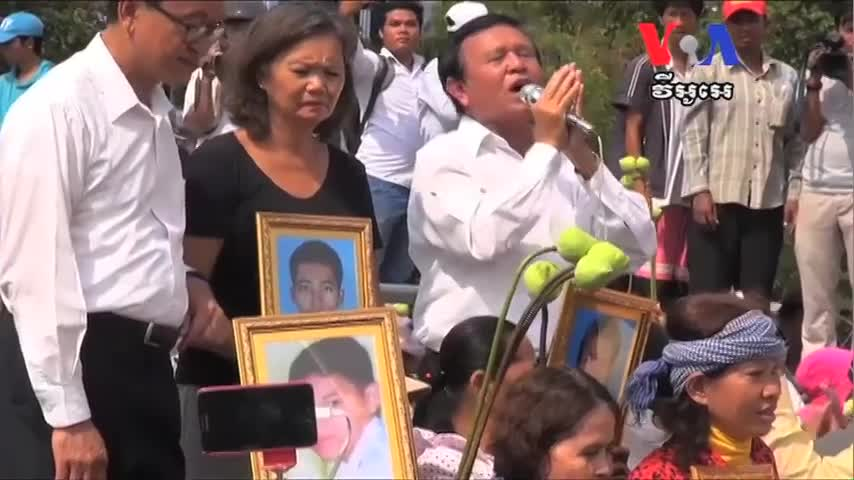 Opposition Rallies Workers for May Day