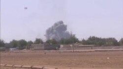 درگیری شدید میان کردها و داعش در کوبانی، ورود پیکارجویان به شهر