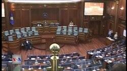 Pezullohet zgjedhja e kryetarit te parlamentit