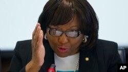 La directora de la OPS, Dra. Carissa F. Etienne, afirmó el 16 de junio de 2020 que la pandemia de coronavirus sigue viva en el continente.