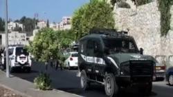 兩名巴勒斯坦人企圖刺殺以色列人被擊斃