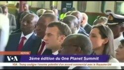 L'impact du changement climatique en Afrique au Cœur du débat au sommet One Planet