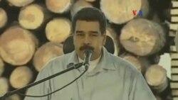 Venezuela: Maduro amenaza con reprimir a la oposición