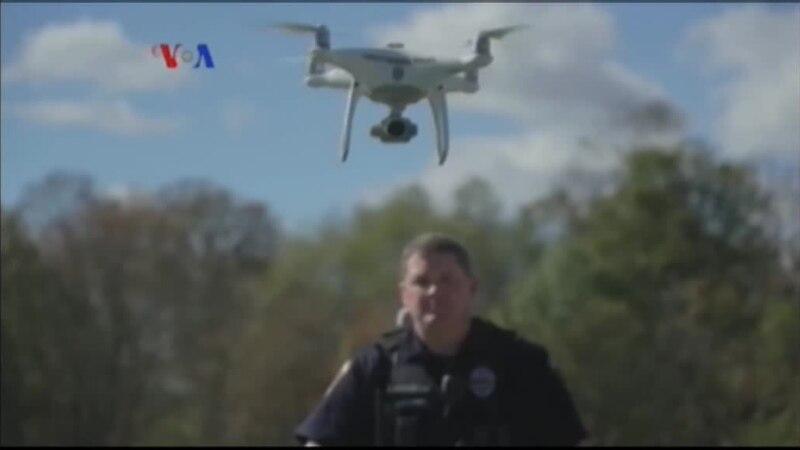 Pemanfaatan Drone untuk Tugas Kepolisian