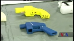 9 штатів подають у суд, щоб заблокувати дозвіл на поширення креслень зброї для 3D-принтера. Відео