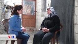 Jina Ji Efrînê Revî Behsê Dijwariya Jiyana Bajêr Dike