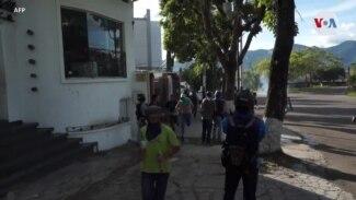 Libertad de prensa en Venezuela se niega a morir