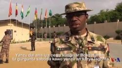 BIDIYO: Hira Ta Musamman Akan Yaki da 'Yan Ta'addan Boko Haram Tare Da 2LT L.O Adeosun