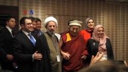 Dalai Lama Bertemu Tokoh-Tokoh Muslim AS