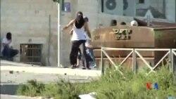 2014-07-02 美國之音視頻新聞: 以色列總理下令調查巴勒斯坦少年遇害案