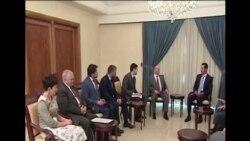 阿薩德指消滅恐怖份子 將為敘利亞解決政治危機