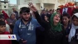 Li Efrînê Sîvîl Dibin Qurbanî