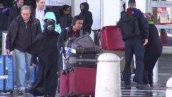 Viajeros reaccionan tras fallo de Corte de Apelaciones