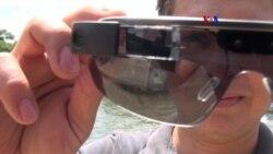 Una mirada a los Google Glass