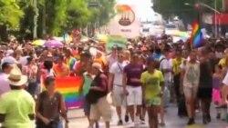 دختر رائول کاسترو پیشگام راه پیمایی همجنسگرایان در هاوانا